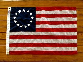 betsy ross flag from bald eagle flag store