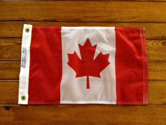national flag of canada at bald eagle flag store