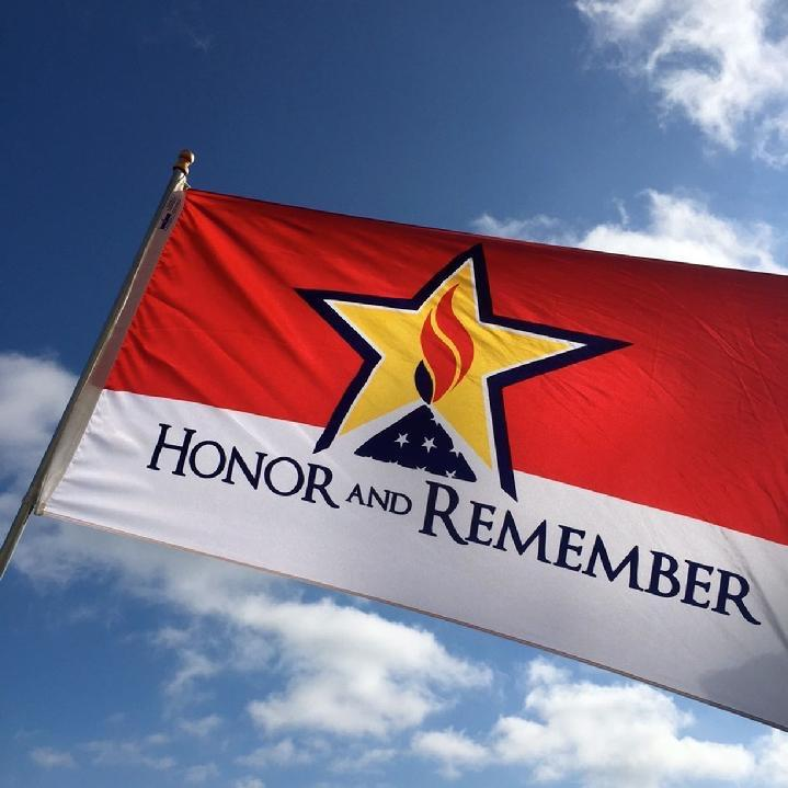 HONOR AND REMEMBER FLAG BY BALD EAGLE FLAG STORE